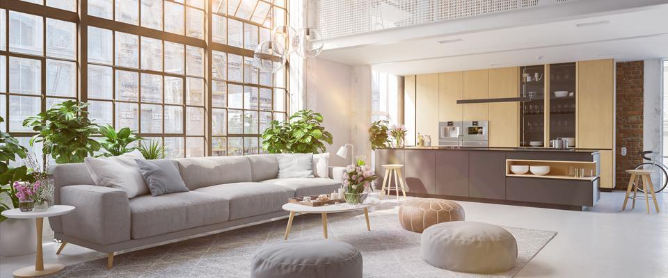 Gregory Home - wnętrze